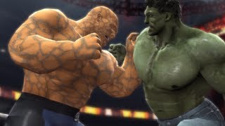 The Thing - WWE 13 - marcusgarlick