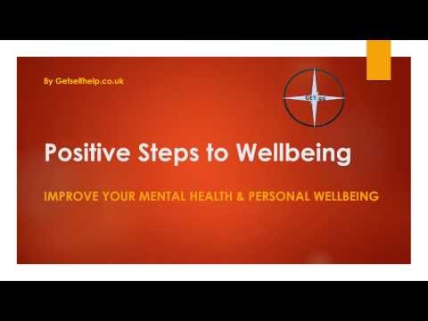 Positive Steps to Mental Health & Wellbeing