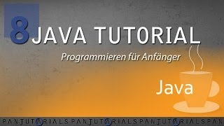 Java Tutorial Programmieren für Anfänger 8 -- Simpler Taschenrechner