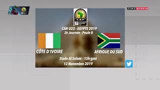 أهم التريندات على تويتر - منتخب كوت ديفوار الأوليمبي جاهز لمواجهة جنوب أفريقيا غداً  -7x7