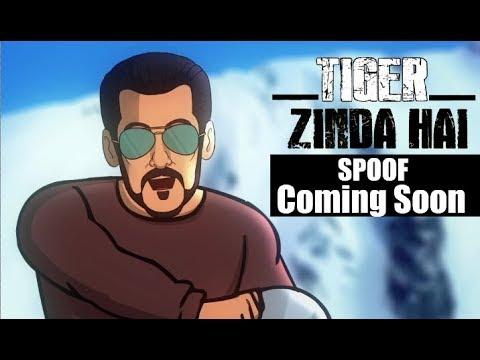 Tiger Zinda Hai Spoof Motion Poster ||...