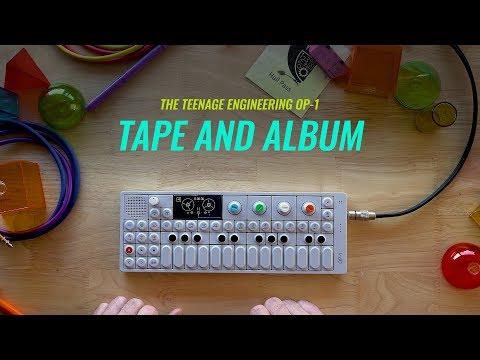 Teenage Engineering OP-1   Tape and Album