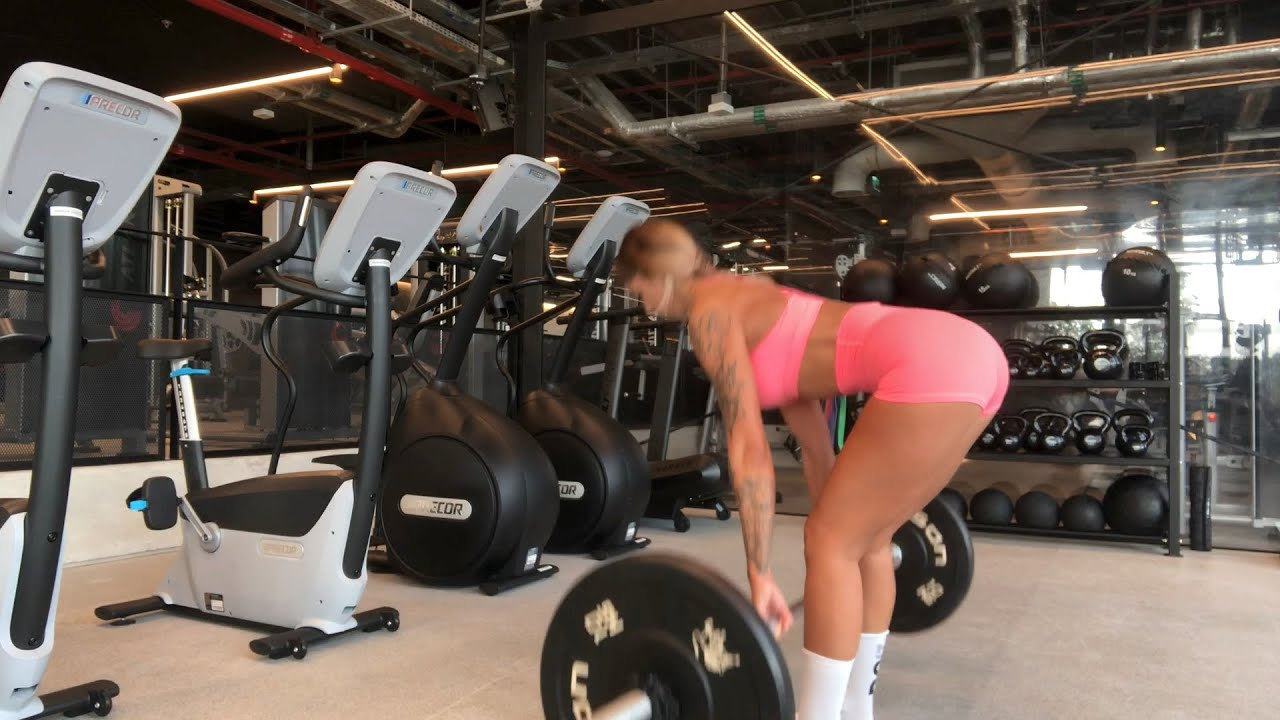 GLUTES AND HAMSTRING WORKOUT - STARTING A BULK