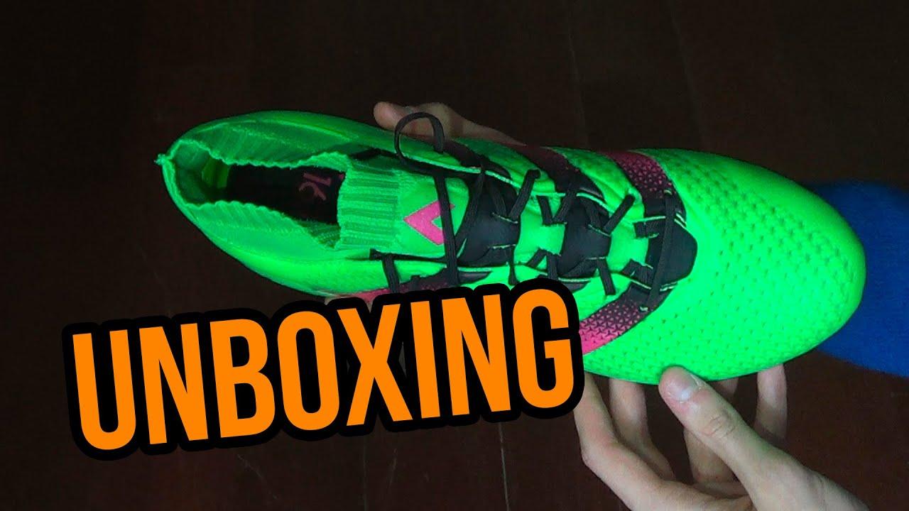 Adidas Ace Primeknit (Verde (Verde Adidas Solar 19977/ Shock Pink) UNBOXING 10cf72f - grind.website