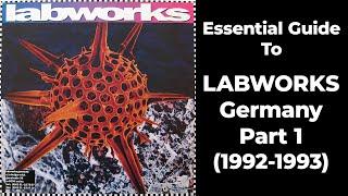 [90's Acid] Essential Guide to Labworks Germany Vol. 01 - Johan N. Lecander