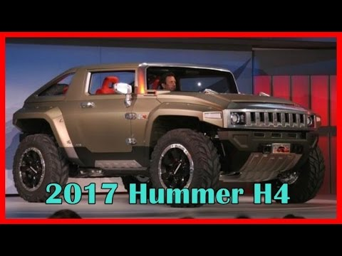 2017 Hummer H4 Picture Gallery Youtube