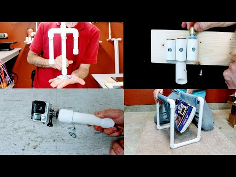 10 Life Hacks with PVC #24
