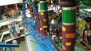 Astro Express Roller Coaster POV Indoor Looping Rollercoaster Planet Infiniti Mumbai India
