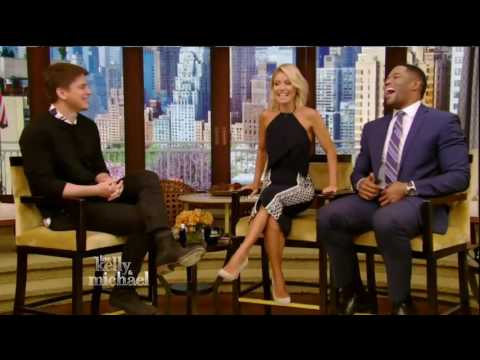 Josh Hartnett interview Live! With Kelly and Michael 04/27/16