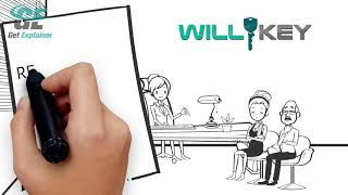 Whiteboard Animation Examples - Will and Trust Industry (Will Registry and Storage)