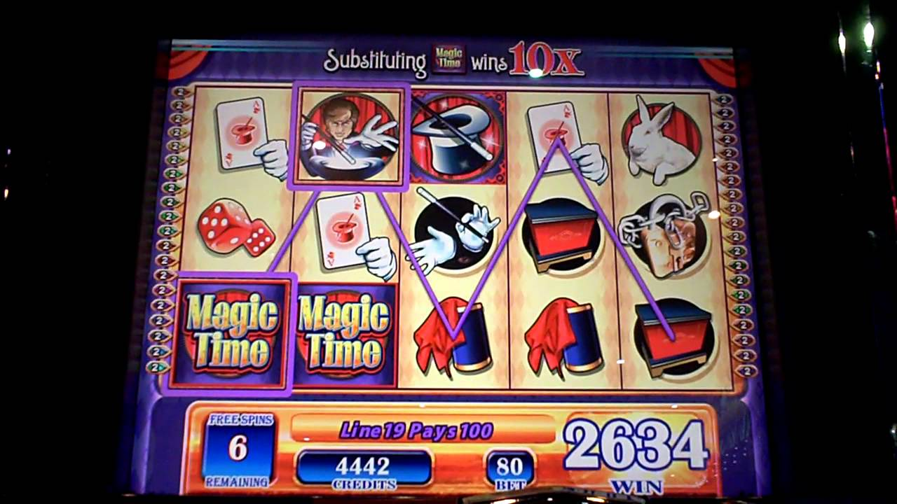 How do australian poker machines work