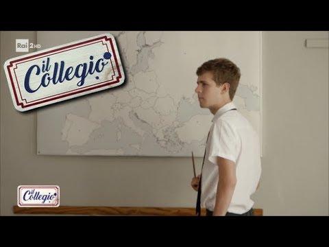 Prova d'ingresso di geografia - Prima puntata - Il Collegio 2