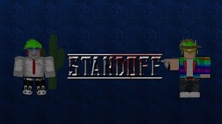 Stand Off - A Roblox Short