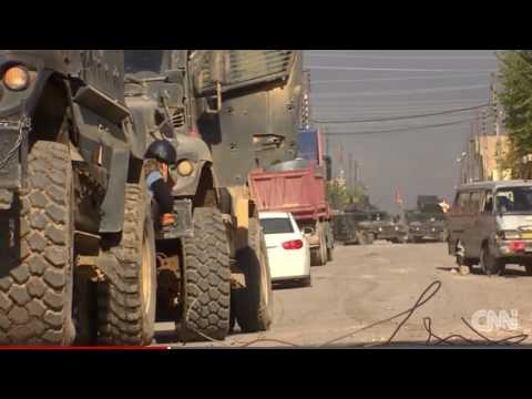 HILARIOUSLY Stupid ISIS Propaganda | CNN reporter on the Ground MOSUL | What a joke! HELMET and ALL!