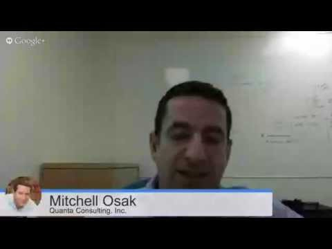 Conference Board of Canada Hangout | Mitchell Osak