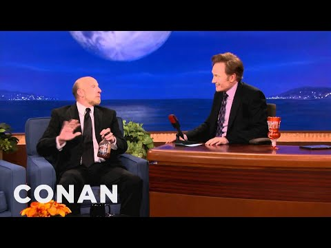 Chris Elliott Is Depressed And Drinking Heavily  CONAN on TBS