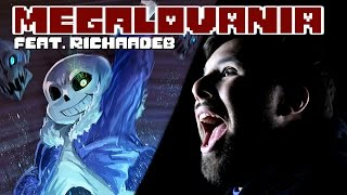 Undertale Megalovania METAL Ver Caleb Hyles Feat RichaadEB