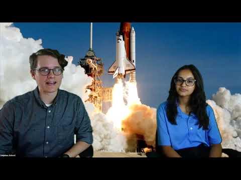 Space Science - July 23, 2020 Delphian School