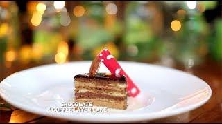Chef's Table - Kimberly Ryder Dan Natasha Ryder - Chocolate Dan Coffee Layer Cake