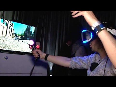 E3 2016 : Final Fantasy XV PlayStation VR, on y a joué et on a aimé