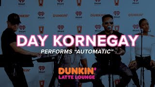 Day Kornegay Performs 'Automatic' Live | DLL