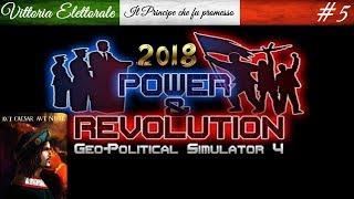 Geopolitical Simulator 4 P&R 2018 Italia Borgia: #5
