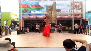 Belly dance, Expo2015 South Korea