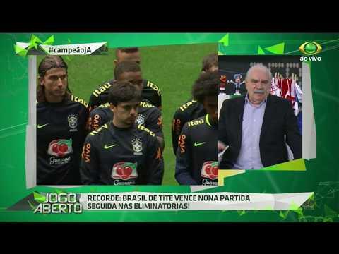 Paulo Martins: Brasil Não Jogou Bem Contra O Equador