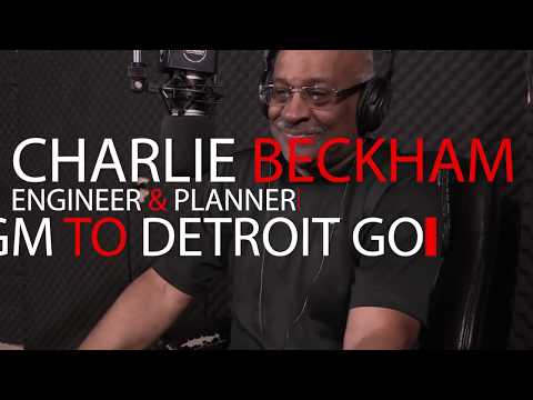 Charlie Beckham: Detroit in many Acts
