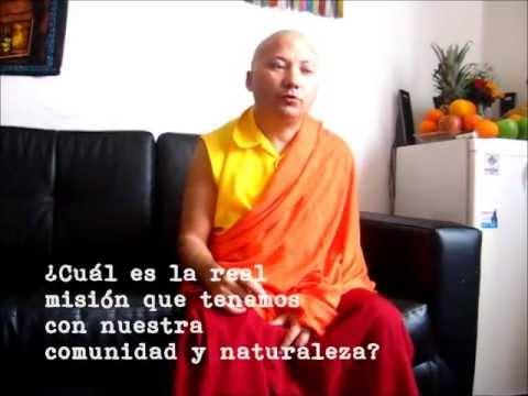 Entrevista a Lama Tsondus