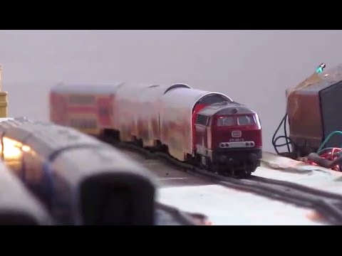Beautifull & Extreme Train Models – Indian Railways !!