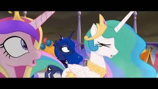 MLP All Princess Lunas Movie Scenes