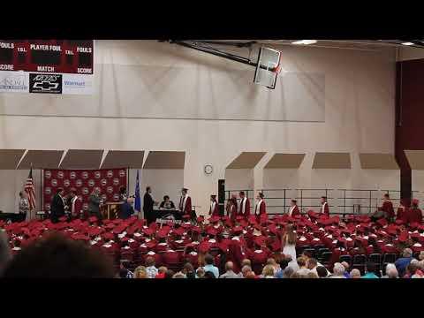 Ending of Menomonie High School Graduates 2018