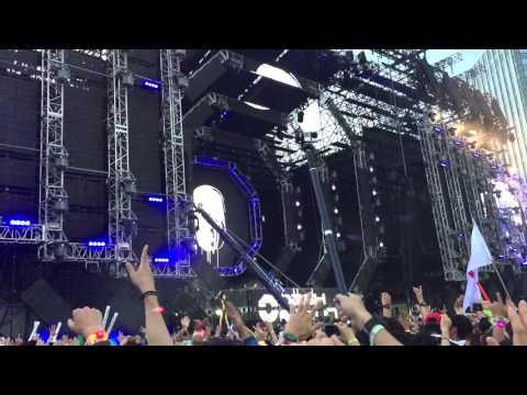 Dash Berlin - Don't Look Down @ Ultra Japan 2015