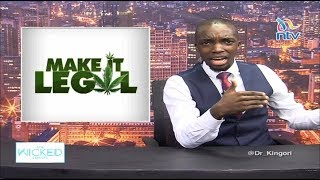 Raila Odinga Junior, David Ogot on legalization of Bhang in Kenya - The Wicked edition 092