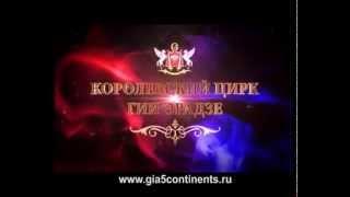 Шоу «Баронеты» Королевского цирка Гии Эрадзе в Омске!