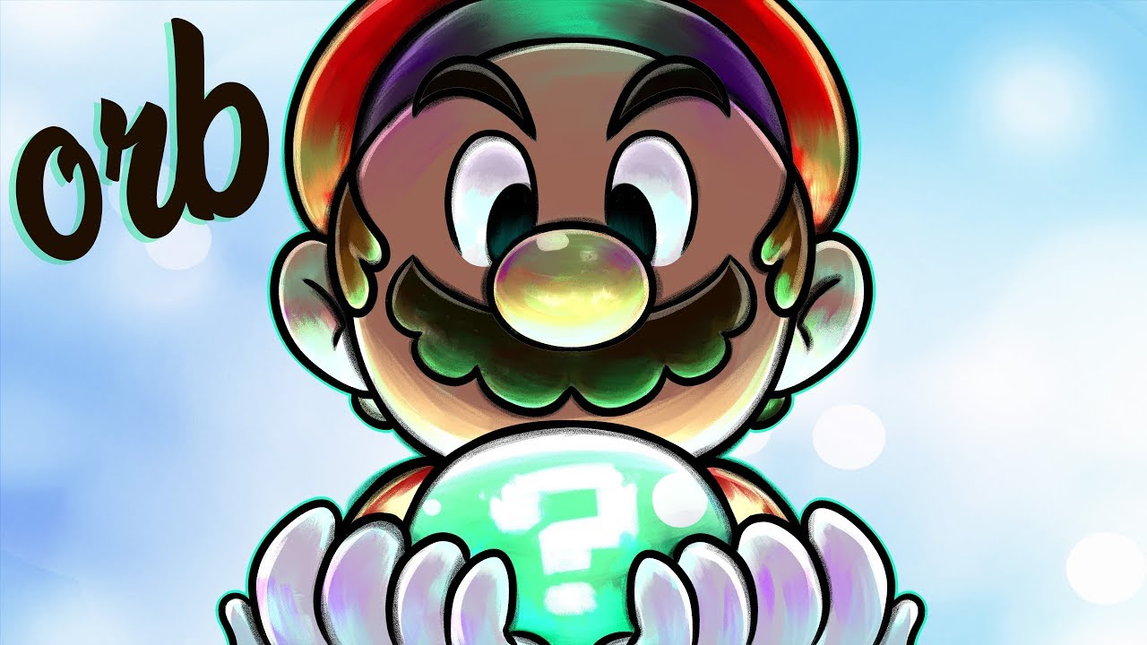 GLITCH: A Misteriosa Orb de Super Mario World!!