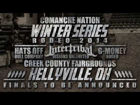 Comanche Nation Winter Series Rodeo Commercial