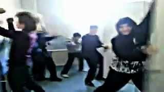 harlem_shake (в школьном туалете )