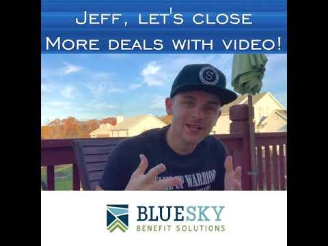 Jeff Let's Close More Deals