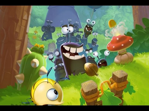 BEST FIENDS SLUGS iOS Gameplay Trailer