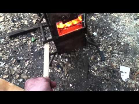 Водогрейка своими руками на дровах