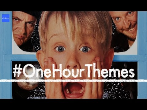 One hour of the 'Home Alone' theme