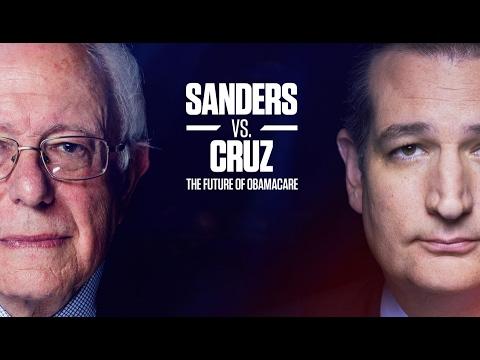 How Bernie Sanders Outperformed Ted Cruz During the CNN Debate