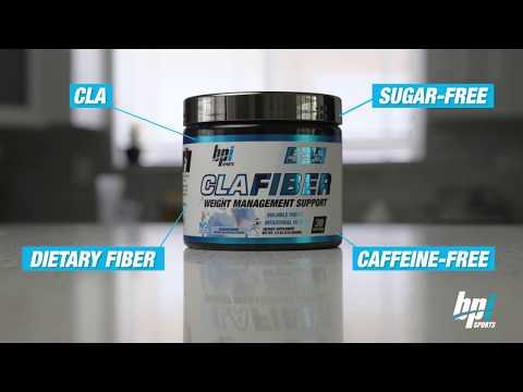 CLA Fiber Advanced Weight Management & Gut Health