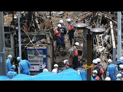 出火元は1階玄関近くか 川崎の簡易宿泊所火災