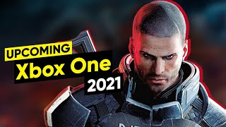 Top 25 Upcoming Xbox One Games for 2021