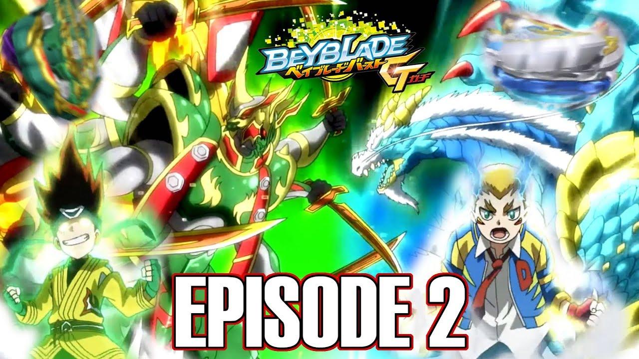 Keep on Going! Bushin Ashura! Beyblade Burst GT Episode 2 Review