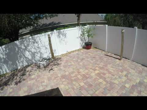 How to clean your backyard with a DJI Mavic Drone