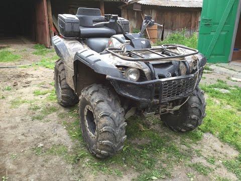 Покупка б.у. Yamaha Grizzly 700 2007 года # Buying A Used ATV Yamaha Grizzly 700